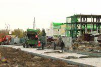 Ремонт омских магистралей продолжат к 300-летию города.