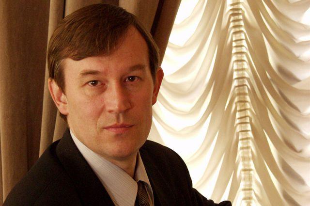 Олег Кассин.