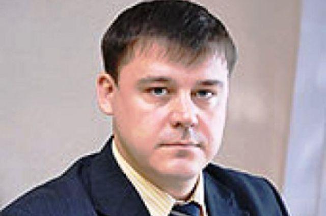 Новый глава Хабаровского района Денис Удод