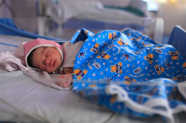 С января по сентябрь этого года в области родилось 18,9 тыс. детей.