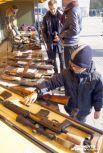 Выставка вооружения.