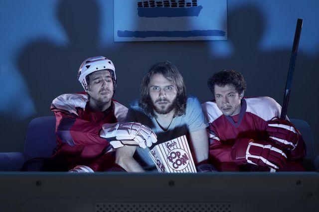 Теперь любители хоккея смогут не только смотреть матчи по ТВ, но и участвовать в них самим.