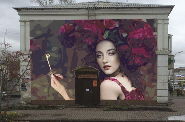 Художники украшают дома в анимационном стиле уже более трех лет.