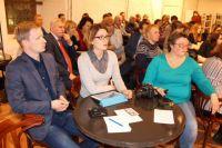 Посетителями «Исторического кафе» стали школьники, студенты, представители науки и общественности.