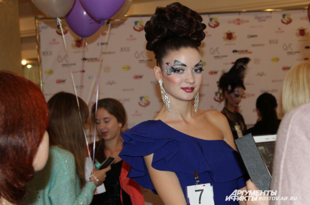 Каждая девушка-модель и её мастер вложили в работу душу, поэтому и участницы получились такими красивыми и интересными.