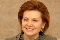 Наталья Комарова.