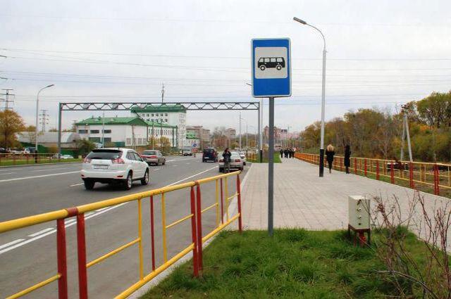 Автобусы пойдут по новой дороге не раньше декабря