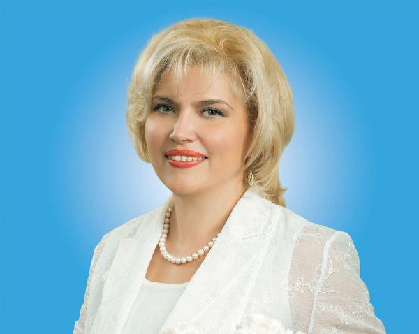 Жена Виктора Черного Ольга Арканова-Чёрная