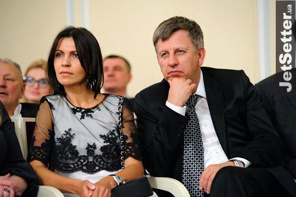 Владимир Макеенко с женой Светланой