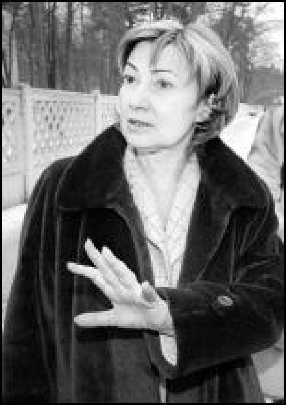 Елена Еханурова