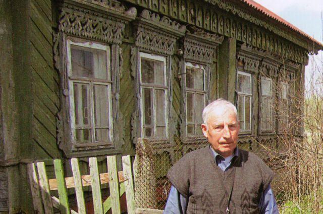 Исследователь истории Малого Станичного Николай Филимонов.