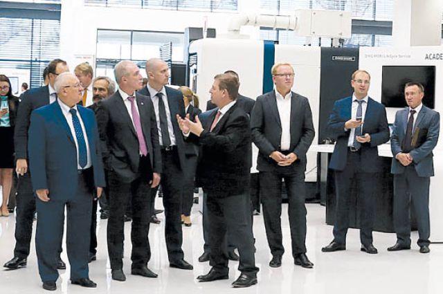 Ульяновский станкостроительный завод концерна «ДМГ МОРИ» – один из важнейших резидентов промзоны «Заволжье».