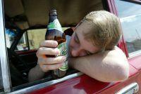 Пьянство за рулем.