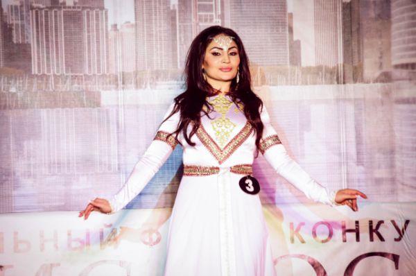 Ростовчанка Гаяне Григорян покорила жюри своими кулинарными изысками.