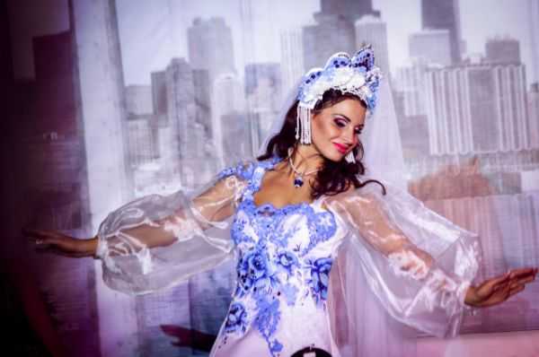 Татьяна Попова из Санкт-Петербурга признана «Миссис Россия International – Фото 2015».