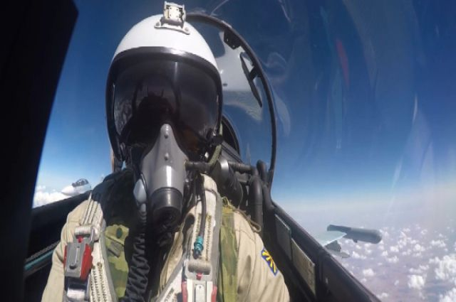 Российским военным в небе Сирии стали видны признаки паники среди террористов.