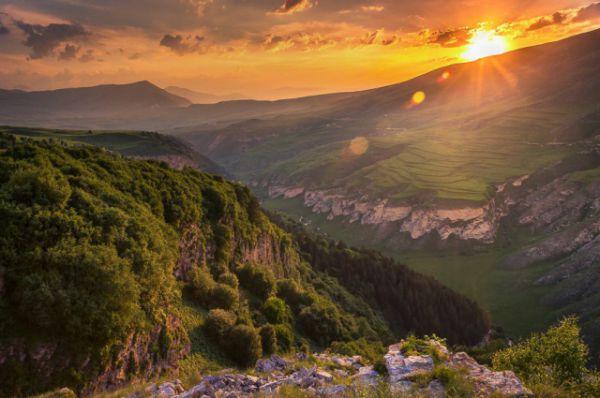 Чеберлой – селение на юго-востоке Чечни.