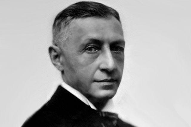 Иван Бунин в 1933 году.