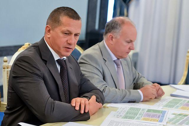 Проекты резидентов должны приносить пользу Приморью, считает полпред Президента.