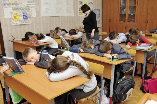 Наши дети отдыхают больше европейских. Целых три месяца.