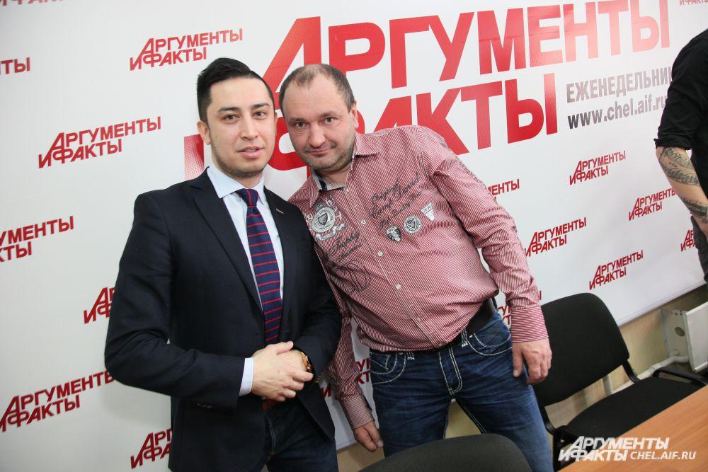 Пресс-центр «АиФ» - это одна из самых посещаемых и престижных информационных площадок Челябинска.
