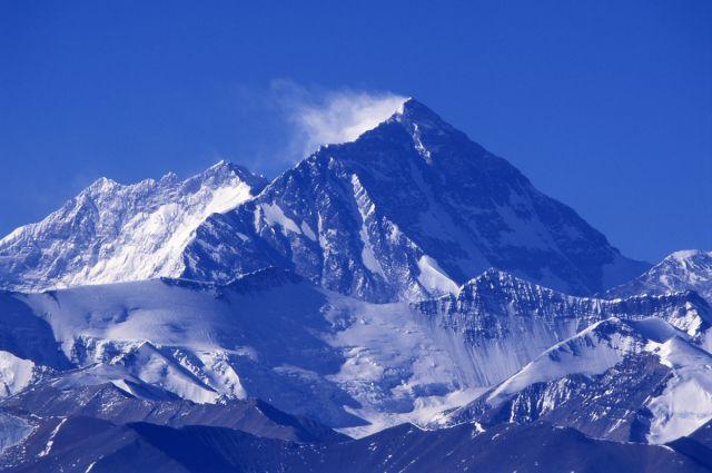 Эверест.