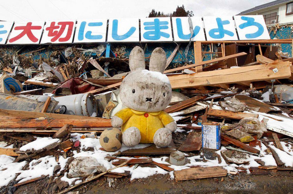 Цунами в Японии, 2011. Землетрясение, произошедшее у восточного побережья острова Хонсю, также получило название Великого восточно-японского землетрясения. Оно вызвало цунами, высота которого доходила до 30-40 метров. В результате стихийного бедствия погибли и пропали без вести 19 тысяч человек, 380 тысяч домов были уничтожены. Привело к аварии на «Фукусима-1».