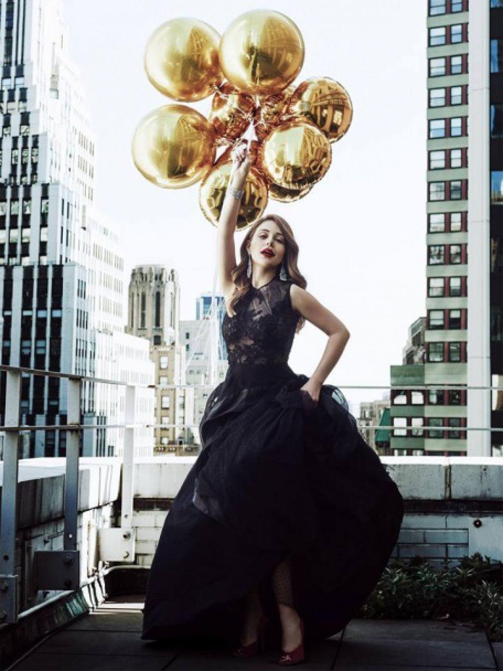 Тина Кароль в Нью - Йорке