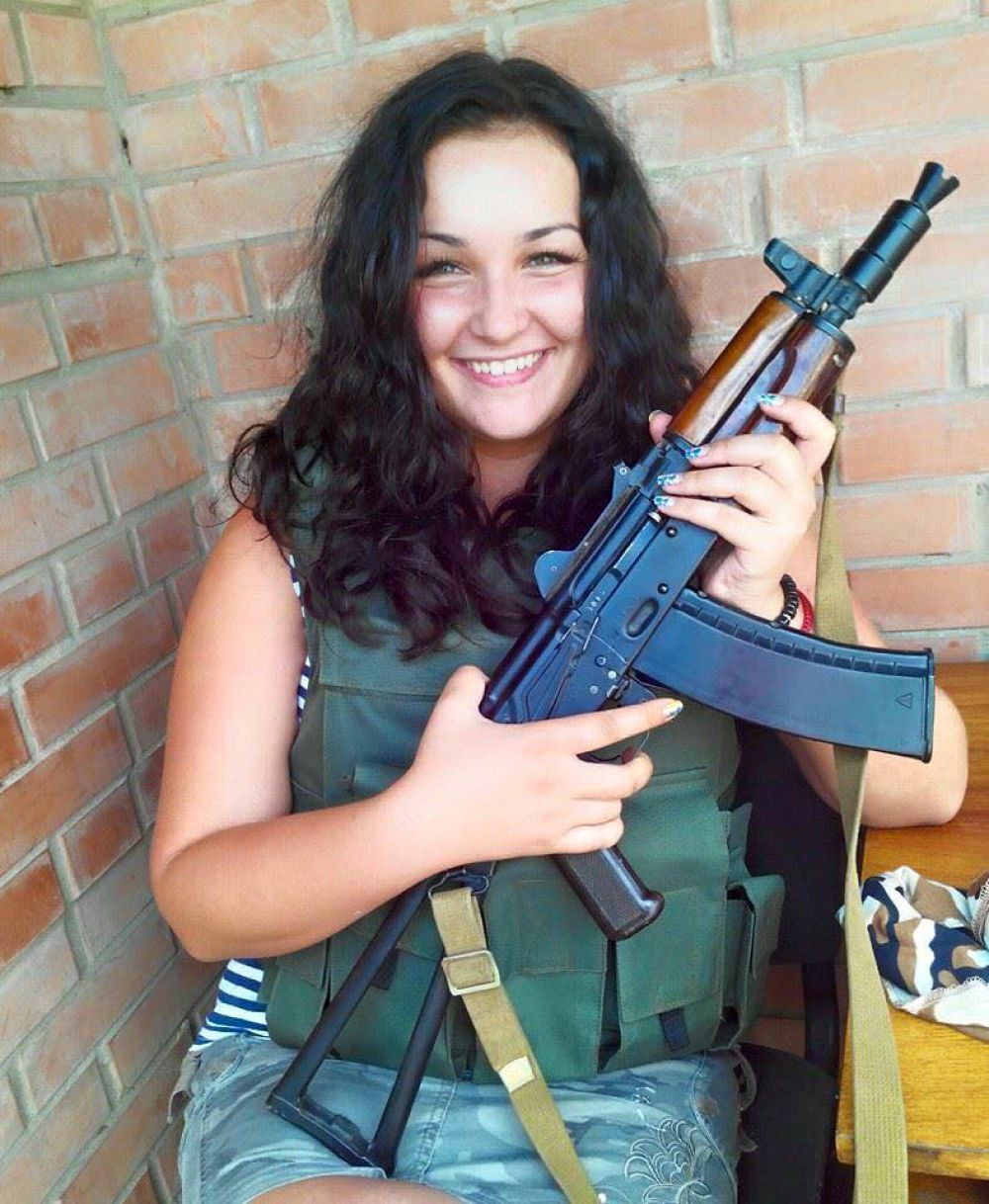 Волонтер Татьяна Дюрдь