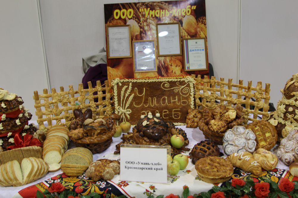 Соответствует ли качество хлеба должному уровню, и какие предприятия могут гордиться выпускаемой продукцией - решили разобраться на единственной профильной выставке в Ростове-на-Дону «НоКеСа Воп. Индустрия гостеприимства».