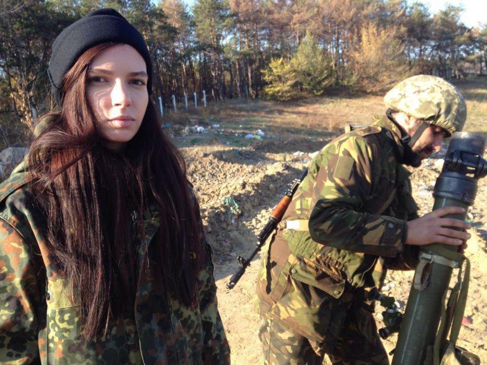 Дарья, волонтер