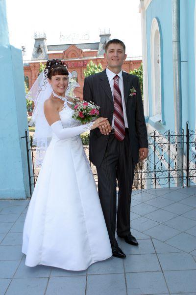 Пара №8. Вячеслав и Валентина Вебер, в браке 8 лет. Фото сделано в 2007 году.