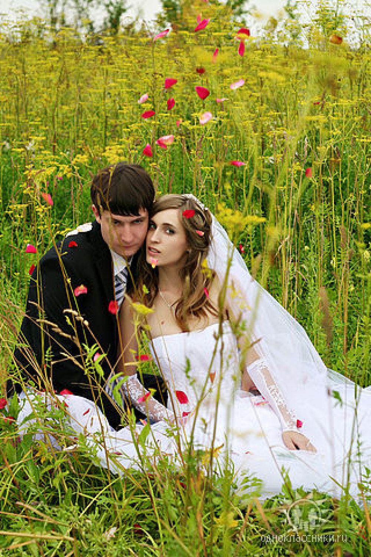 Пара №7. Дмитрий и Марина, в браке 5 лет. Фото сделано в 2010 году.