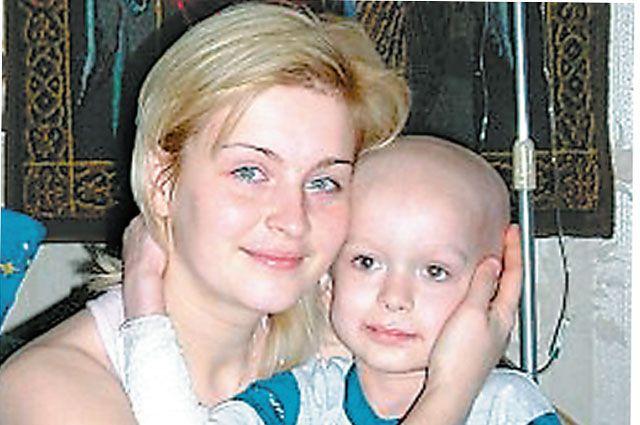 Вместо отведённых врачами 7 дней Святик прожил 5 месяцев, и Наталья всё это время провела с любимым сыном.