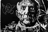 Репродукция картины Валентина (Флориана) Иосифовича Антощенко-Оленева.