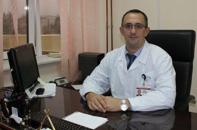 Евгений Билан, главный онколог Югры.
