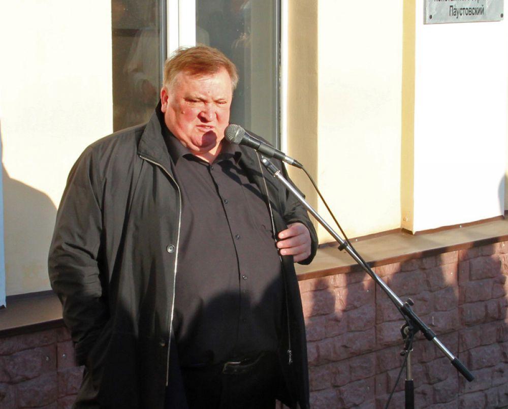 Важность события отметил глава Базарно-Сызганского района Владимир Ширманов