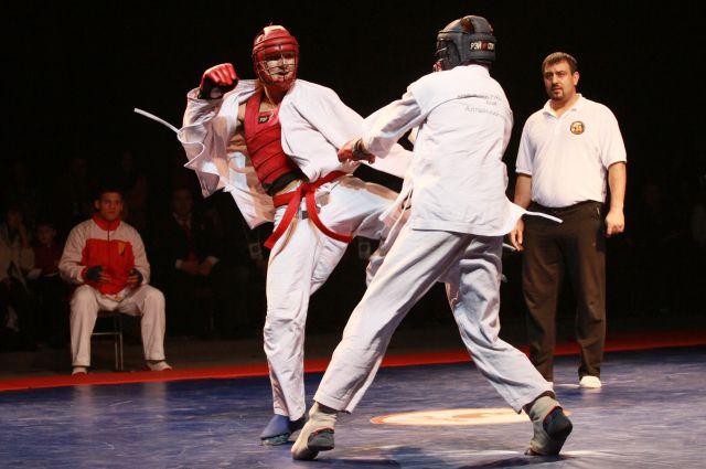 Спортсмены уже выступают на соревнованиях по различным боевым единоборствам.