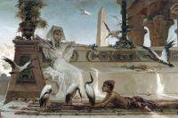 Клеопатра, картина Вильгельма Котарбинского.