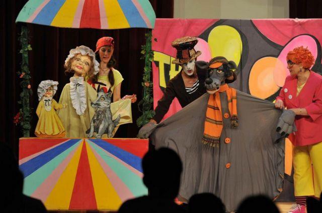 Приморский театр кукол давно поучил признание публики.