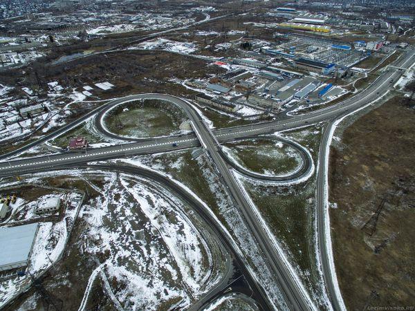 4 место. Пересечение Новосибирского тракта и Чуйского тракта