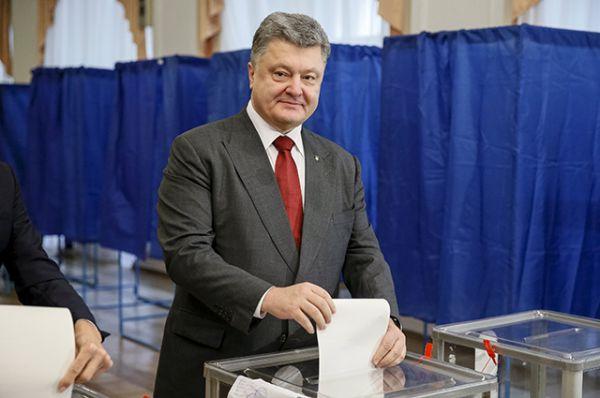 Президент Украины Петр Порошенко заявил, что рассчитывает на честный подсчет голосов на выборах.