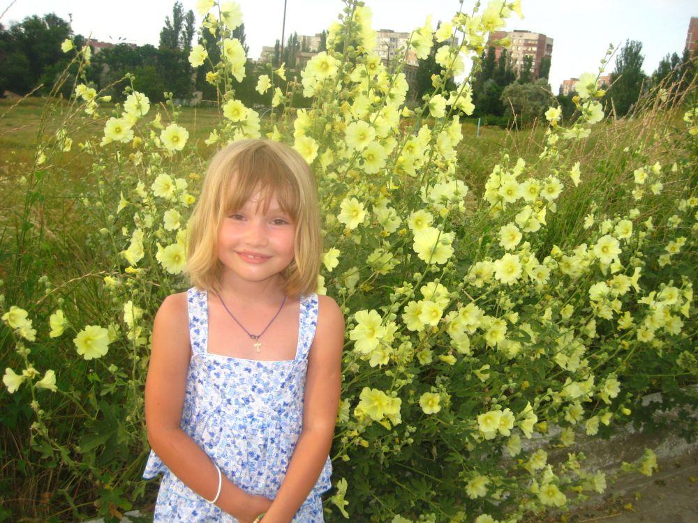 Елизавета, 7 лет