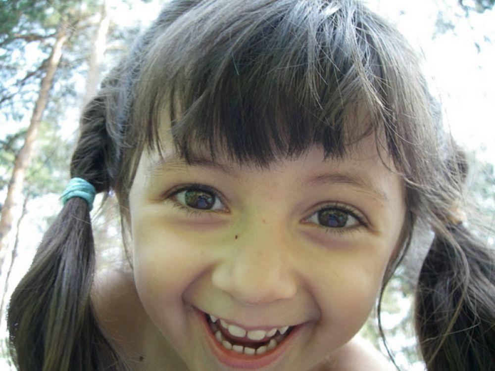 Ильмира, 4 года