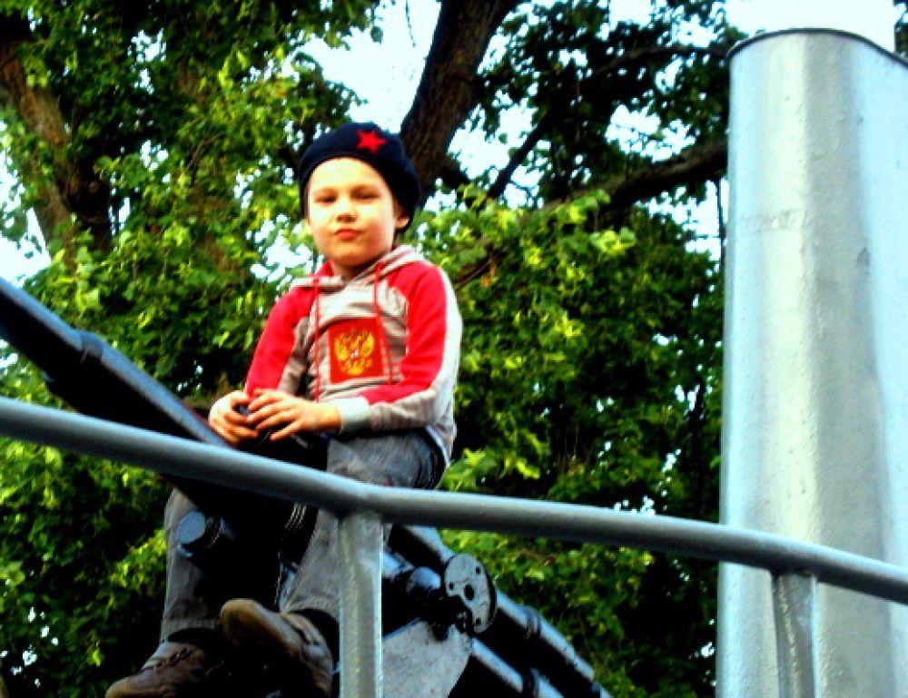 Максим, 7 лет