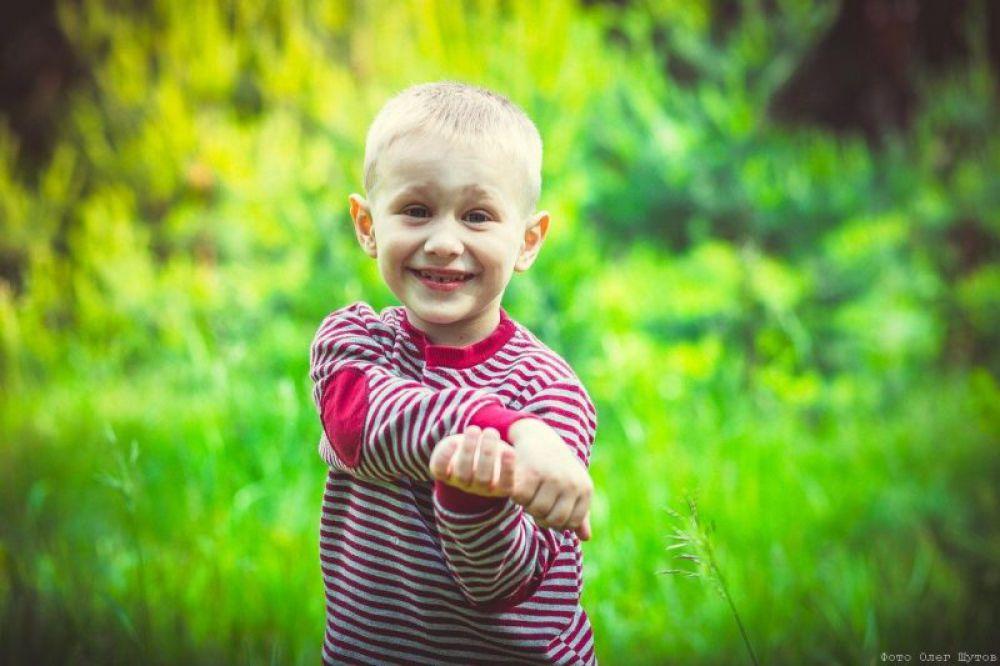 Егор, 4 года