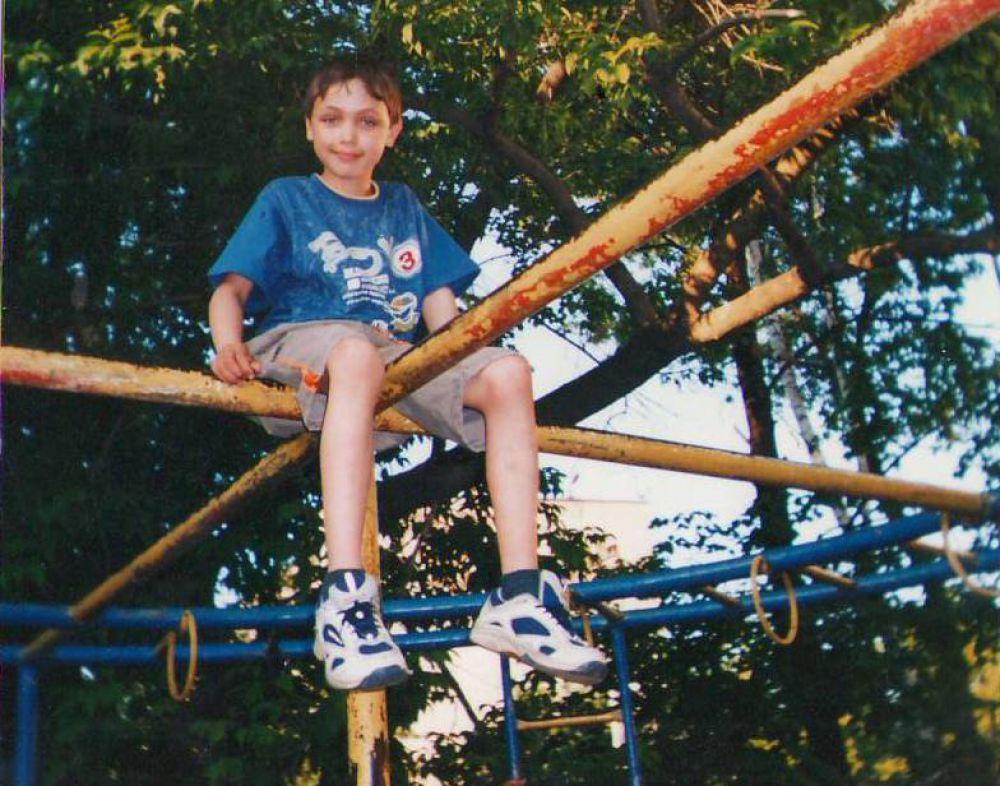 Дима, 9 лет