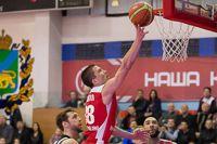 Самым результативным игроком в составе «Спартака-Приморье» стал новичок Александр Корчагин.