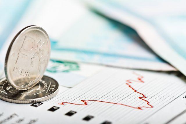 Торги в понедельник открылись ростом курса рубля