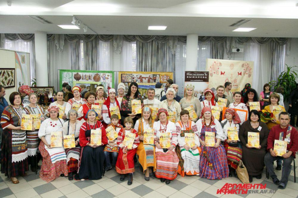 Лучшие мастера уехали из Липецка с дипломами фестиваля.